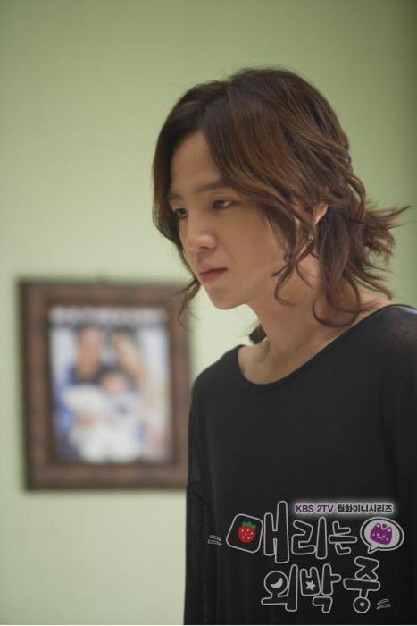 Gaya rambut terbaru Jang Geun Suk??!!