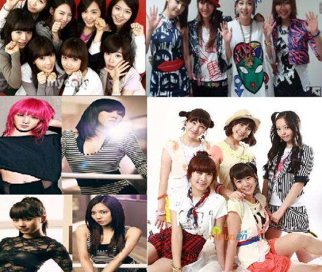 Chosun Ilbo Mengkompilasi Sebuah List Dengan  Peringkat Mengenai Siapa Girl Grup Yang Akan Mendominasi Chart Chart Korea Tahun Ini Peringkat Tersebut