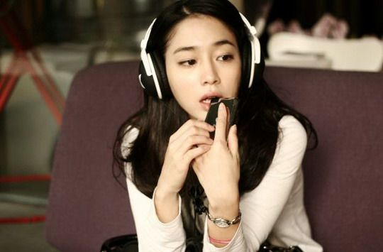Asian girl lee min young miss a