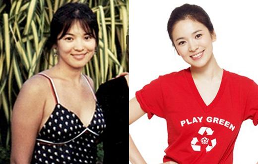 Biodata, Foto dan Film Song Hye Gyo