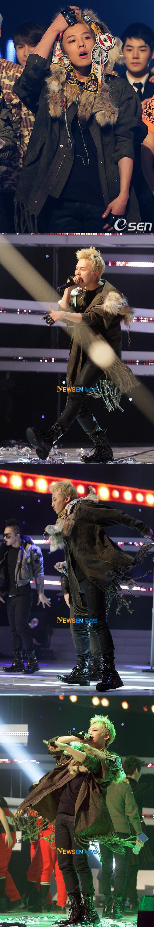 Welcome Blogger Photos Official Photos Big Bang Mnet M Countdown 110310